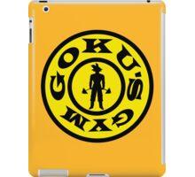 Goku's Gym iPad Case/Skin