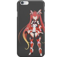 Twintail [Destressed] iPhone Case/Skin