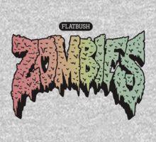 Flatbush Zombies hoodie by Ryanopena