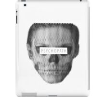 Psychopath iPad Case/Skin