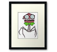 Doctor Phage II Framed Print