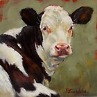 A Calf Named Ivory by Margaret Stockdale