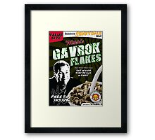 Box of Gavrok Framed Print