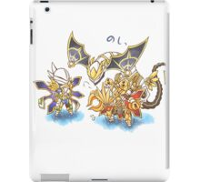 Constellar Chibi Shirt iPad Case/Skin