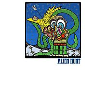 Alien Hunt Photographic Print
