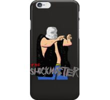 The Shockmaster iPhone Case/Skin