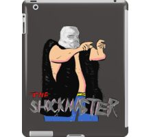The Shockmaster iPad Case/Skin