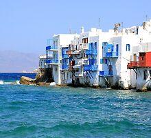 Mykonos, Greece by hausofsilva