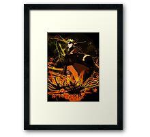 Sage Naru Framed Print