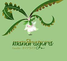 Mandragora by Mariotaro Designs