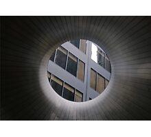 Inner-Cube Photographic Print