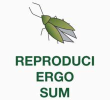 Reproduci Ergo Sum by Hapax