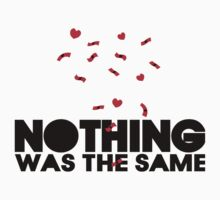 Drake - Nothing Was The Same Logo Mashup by ThNTWRNG