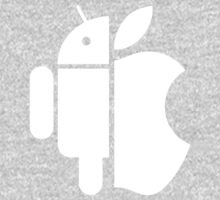 Apple and Android // No clear winner by TheCSimmons