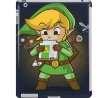 The Legend of Zelda Link iPad Case/Skin