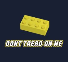 Don't Tread On Me Block Kids Clothes