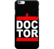 RUN DOCTOR  iPhone Case/Skin