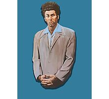 Kramer painting from Seinfeld Photographic Print