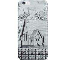 Oak Ridge Church iPhone Case/Skin