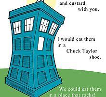 Doctor Wheuss by Adam Sanford