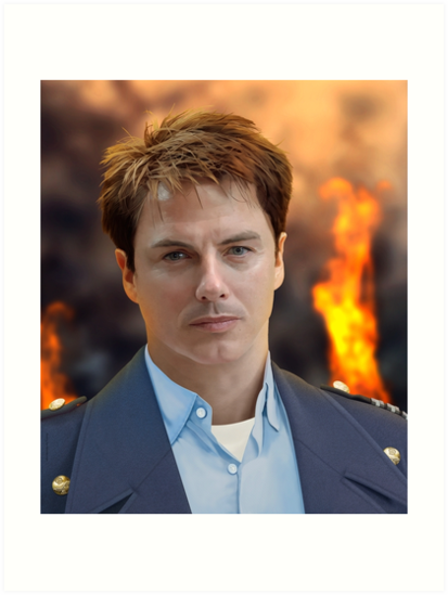 An Impossible Thing – Captain Jack Harkness by ifourdezign