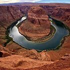 The Bend ~ Horseshoe Bend by Lucinda Walter
