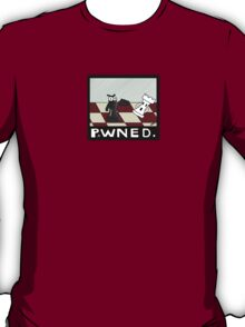 Miscreants: You Just Got PaWNED! T-Shirt