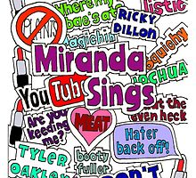 Miranda Sings by Felisha Okay