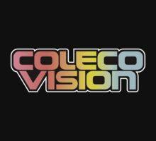 Retro Coleco Vision logo by ChevCholios