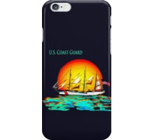 United States Coast Guard iPhone Case/Skin