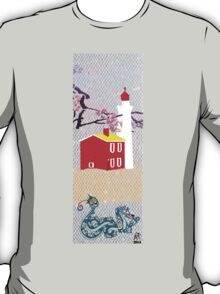 Towers of Victoria: Lighthouse T-Shirt