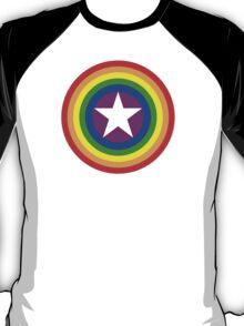 Pride Shields - Rainbow T-Shirt
