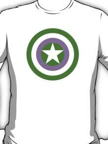 Pride Shields - Genderqueer T-Shirt