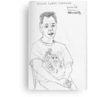 World Class Person Canvas Print