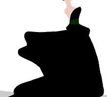 Woman in Black by JonnyAnthony