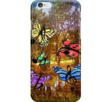 Music in the Bush iPhone Case/Skin