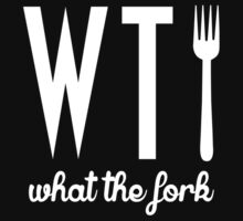 What the fork WTF by gilbertop