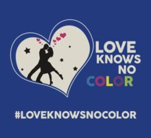 Love Knows No Color. by supremeT