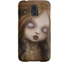 The face of all your fears Samsung Galaxy Case/Skin