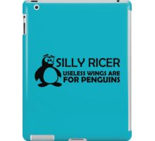 Silly Ricer (3) iPad Case/Skin