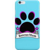 Rescue Mom iPhone Case/Skin