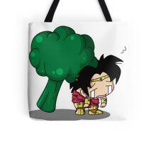 Brolly Broccoli Tote Bag