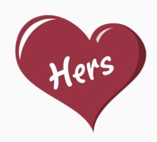 Hers (His & Hers Couoles Design) by 2E1K