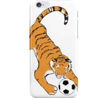 Mighty Mighty Tiger iPhone Case/Skin