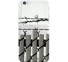 Barricades iPhone Case/Skin