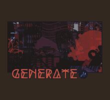 Generate_Mashup by James Heffernan