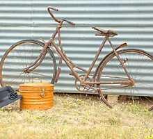The Milliner's Bicycle.... by mitpjenkeating