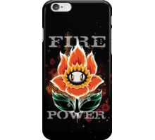 Fire Power iPhone Case/Skin