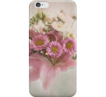 A Spring Bouquet iPhone Case/Skin