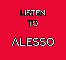 Listen to ALESSO by viandree